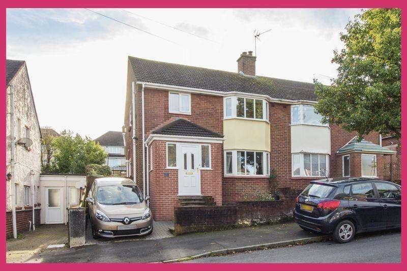 3 Bedrooms Semi Detached House for sale in Gaer Park Lane, Newport - REF# 00003510