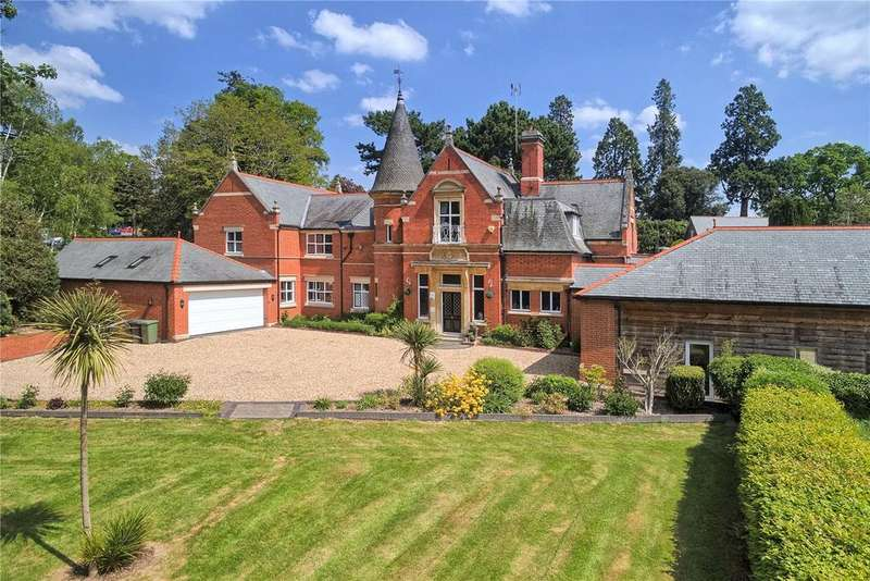 5 Bedrooms Equestrian Facility Character Property for sale in Impney, Droitwich, Worcestershire, WR9