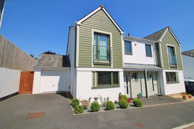 3 Bedrooms Semi Detached House for sale in Alston Park, Plympton