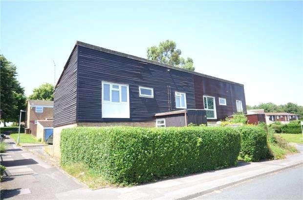 1 Bedroom Maisonette Flat for sale in Liscombe, Bracknell, Berkshire