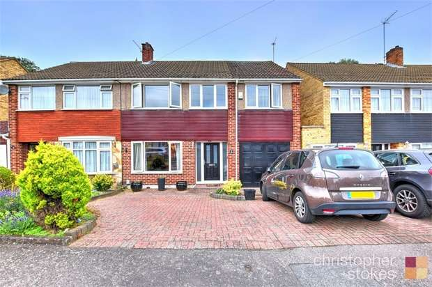 4 Bedrooms Semi Detached House for sale in Bonney Grove, Goffs Oak, West Cheshunt, Hertfordshire