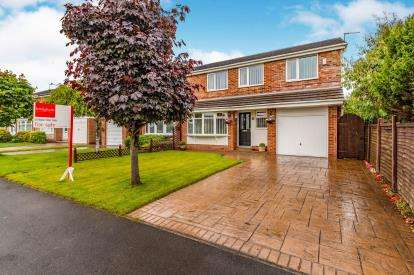4 Bedrooms Semi Detached House for sale in Glaisdale Road, Yarm, Durham