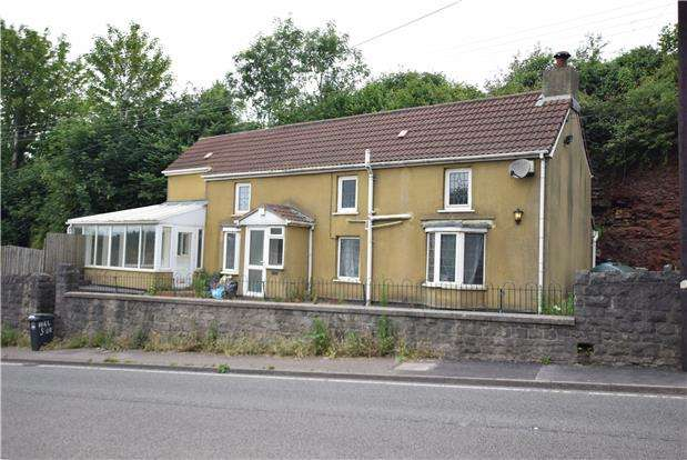3 Bedrooms Detached House for sale in Hillside Cottage, Redhill, BRISTOL, BS40 5TE