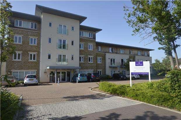 2 Bedrooms Flat for sale in 33 Middleton House, Pilley Lane, Cheltenham, Glos, GL53 9GA