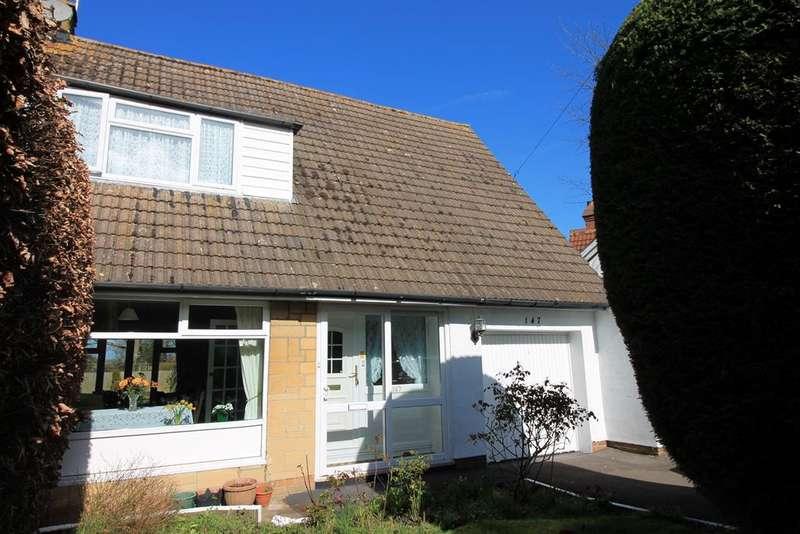 3 Bedrooms Semi Detached House for sale in Claverham Road, Claverham, North Somerset, BS49 4LH