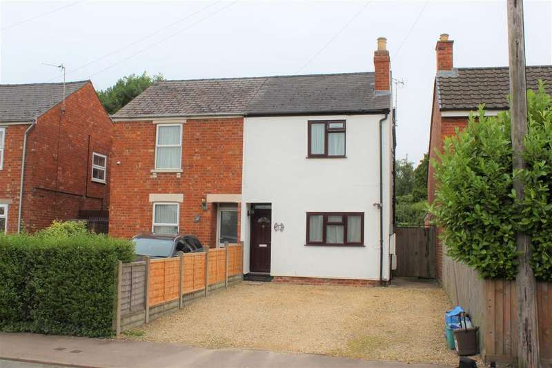 3 Bedrooms Semi Detached House for sale in Grange Road, Tuffley, Gloucester