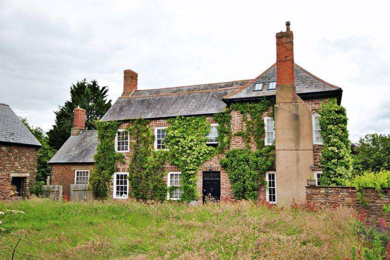 7 Bedrooms Country House Character Property for sale in Whitfield Court, Ross-On-Wye