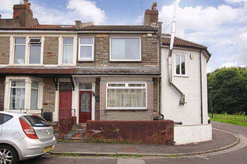 2 Bedrooms Terraced House for sale in Cooperage Road, Bristol, BS5 9RT