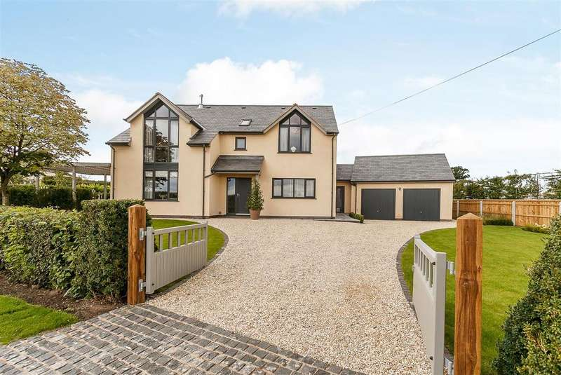 4 Bedrooms Detached House for sale in Chapel Lane, Churcham