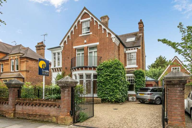 6 Bedrooms Detached House for sale in Waldegrave Park, Strawberry Hill, TW1