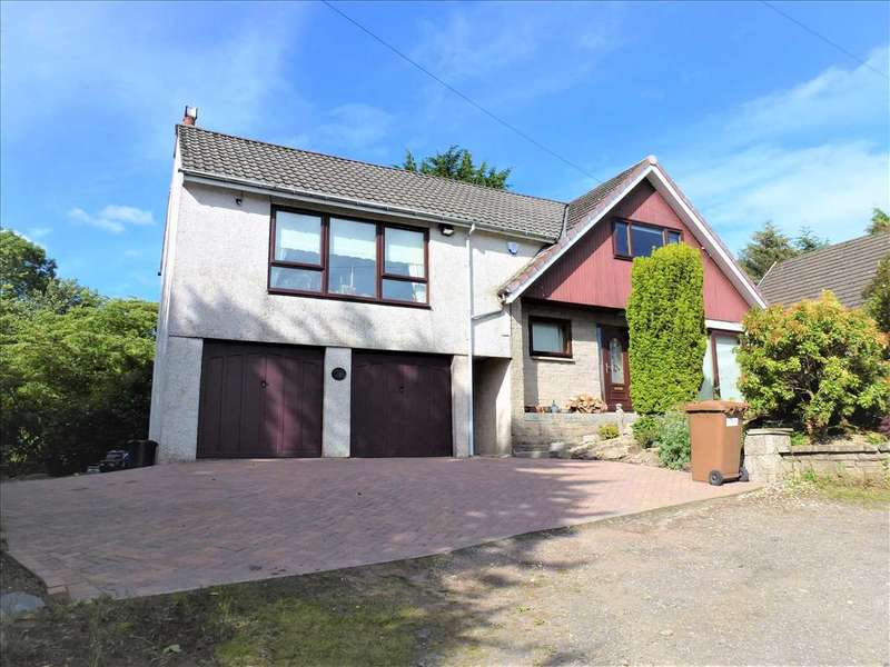 3 Bedrooms Detached House for sale in Glenochil Farm Lane, Lower Mains, Dollar