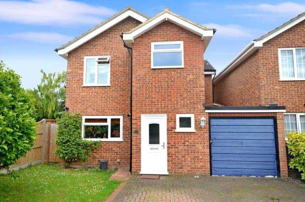 3 Bedrooms Link Detached House for sale in Treesmill Drive, Maidenhead, Berkshire