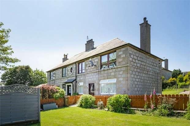 2 Bedrooms Flat for sale in Hutcheon Gardens, Bridge of Don, Aberdeen