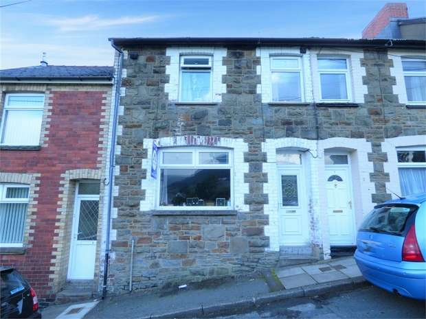 3 Bedrooms Terraced House for sale in Preston Street, Abertillery, Blaenau Gwent