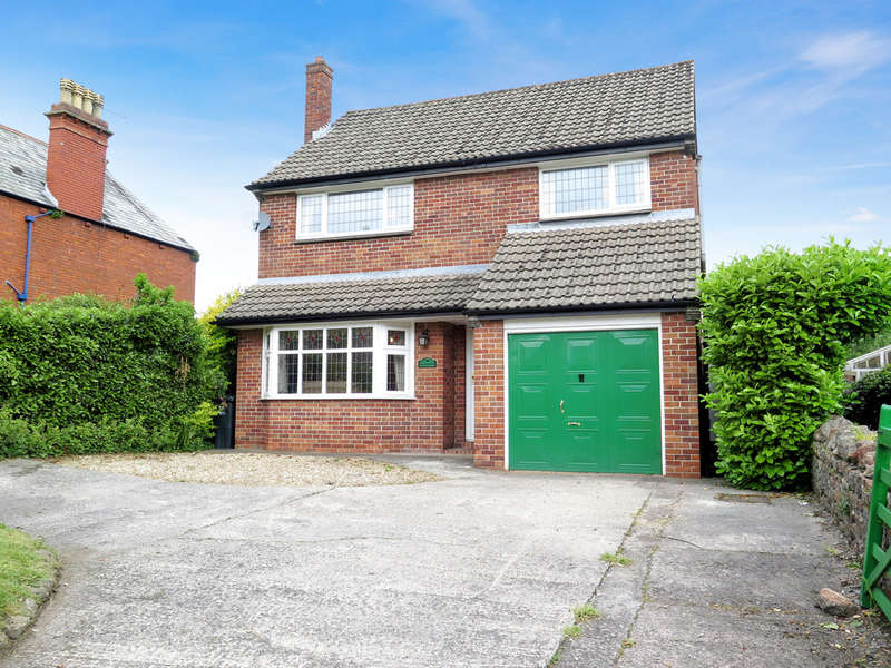 4 Bedrooms Detached House for sale in Portway, Wells