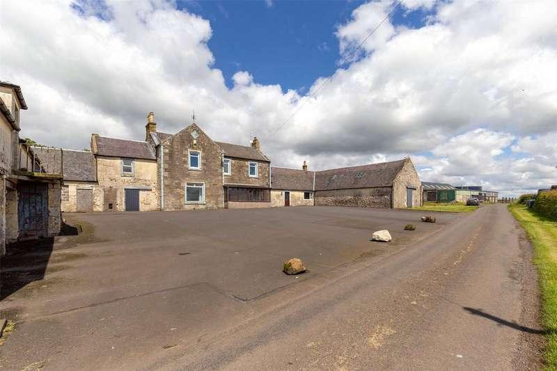 4 Bedrooms Farm Commercial for sale in Buistonend Farm - Lot 1, By Kilmaurs, Kilmarnock, East Ayrshire, KA3