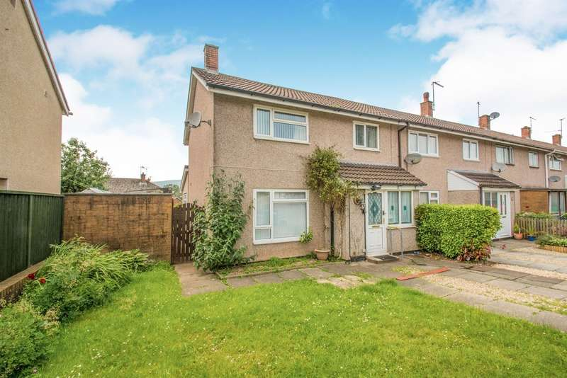 3 Bedrooms Terraced House for sale in Liswerry Drive, Llanyravon, Cwmbran