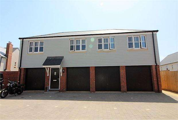 2 Bedrooms Detached House for rent in Cheffers Mews, Topsham, Exeter, EX2 7RN