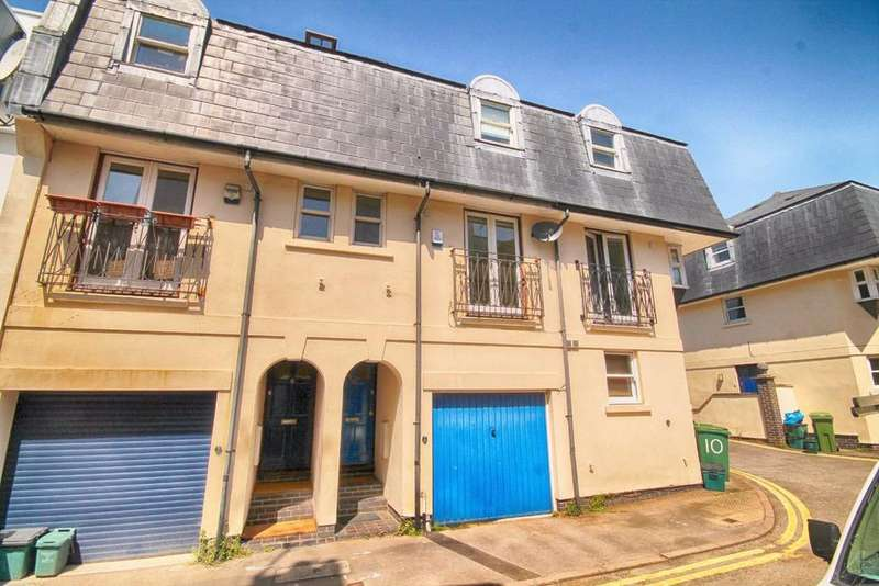 3 Bedrooms Town House for sale in Witcombe Place, Central, Cheltenham, GL52