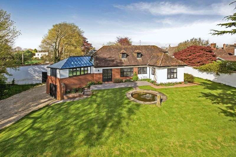 2 Bedrooms Property for sale in Brampford Speke, Exeter