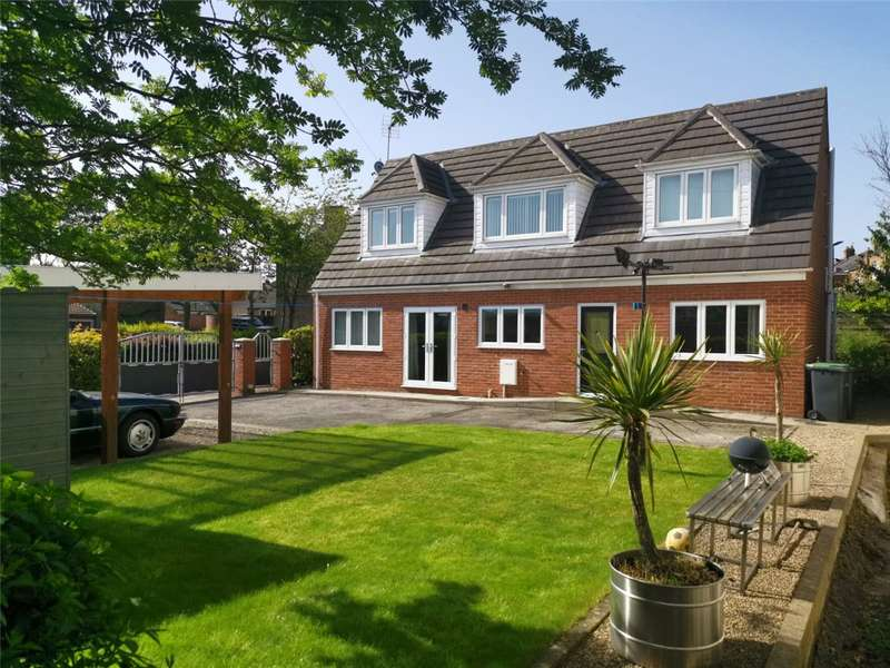 3 Bedrooms Detached House for sale in Garbutt Street, Shildon, County Durham, DL4
