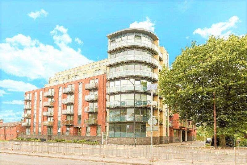 2 Bedrooms Apartment Flat for sale in Bath Road, Slough SL1