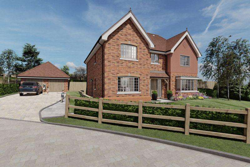 5 Bedrooms Detached House for sale in Holme Hill, Weston Road, Upton Grey
