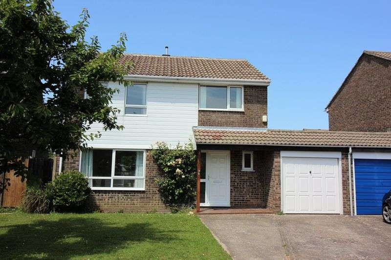 4 Bedrooms Property for sale in Ridge Close, Portishead