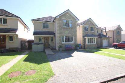 3 Bedrooms Detached House for sale in Catherines Wynd, High Valleyfield