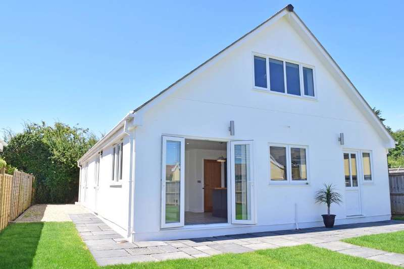 4 Bedrooms Detached House for sale in Manna Road, Bembridge, Isle of Wight, PO35 5UY
