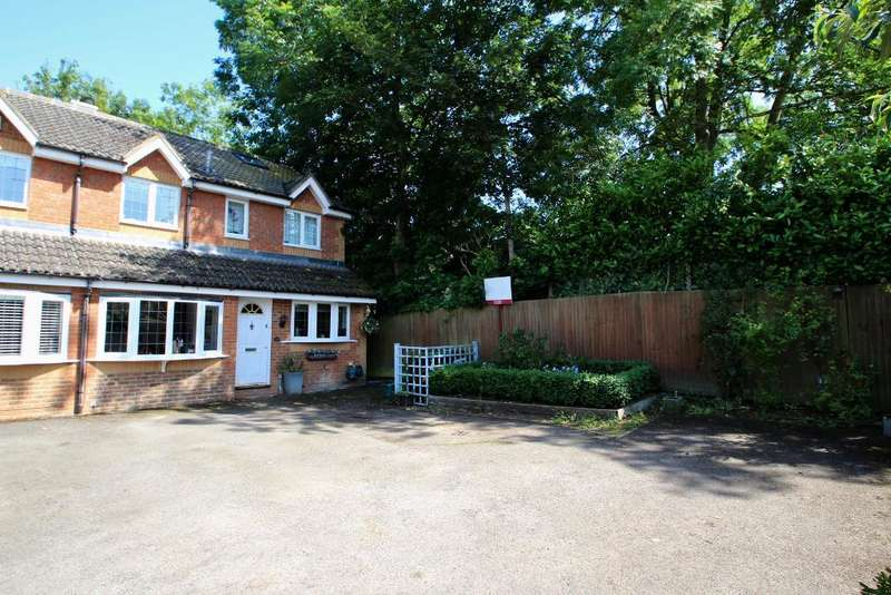 5 Bedrooms Semi Detached House for sale in Wynches Farm Drive, St.Albans, Hertfordshire, AL4 0XH
