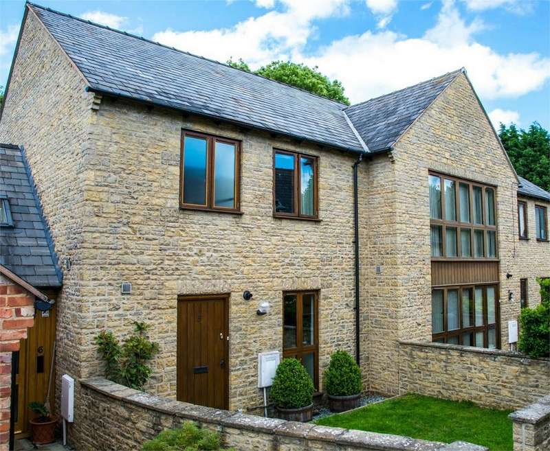 3 Bedrooms Terraced House for sale in Mill Street, Prestbury, Cheltenham