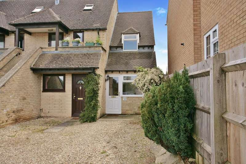 1 Bedroom End Of Terrace House for sale in Griffin Court, Stow on the Wold GL54