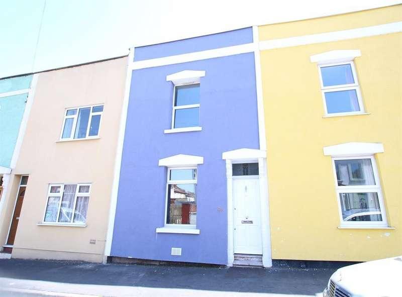 3 Bedrooms Terraced House for sale in Devon Road, Easton, Bristol, BS5