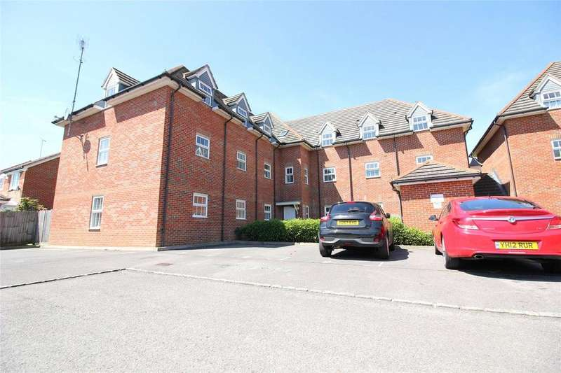 2 Bedrooms Apartment Flat for sale in Monarch Drive, Shinfield, Reading, Berkshire, RG2