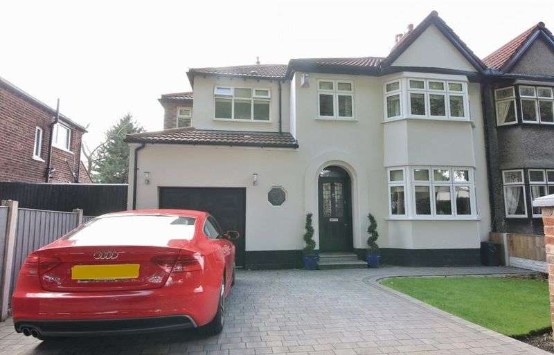 4 Bedrooms Property for sale in Darby Road, Grassendale, Liverpool - L19