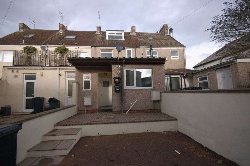 2 Bedrooms Property for sale in Bell Hill Road, Bristol