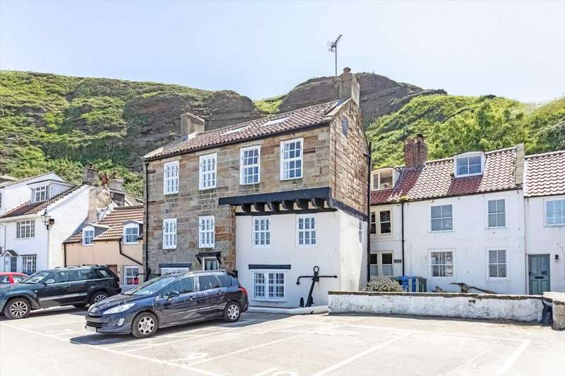 5 Bedrooms Semi Detached House for sale in Harbourside, Seaton Garth, Staithes