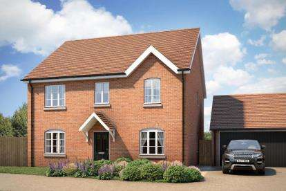 5 Bedrooms Detached House for sale in Newlands, Stoke Lacy, Bromyard