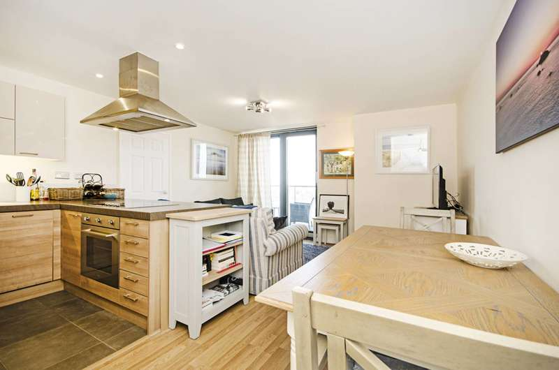 1 Bedroom Flat for rent in Sky Apartments, Homerton, E9
