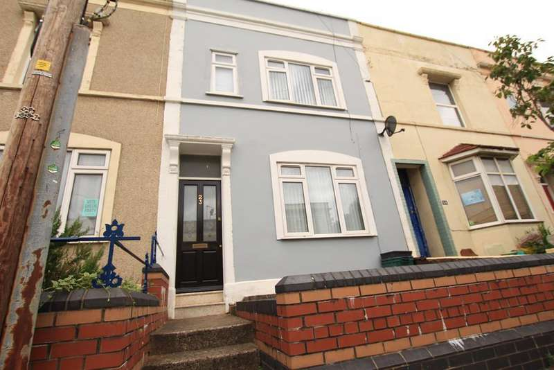 2 Bedrooms Terraced House for sale in Newton Street, Bristol, BS5 0QZ