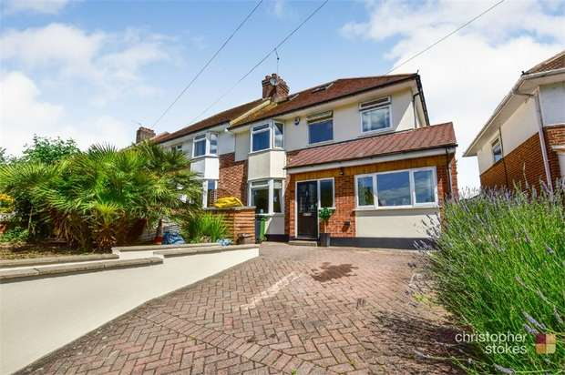 5 Bedrooms Semi Detached House for sale in Dig Dag Hill, Cheshunt, West Cheshunt, Hertfordshire