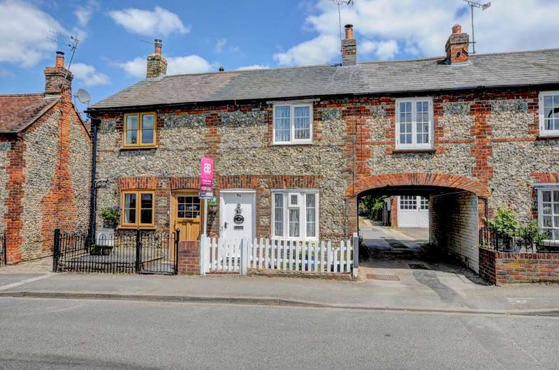 2 Bedrooms End Of Terrace House for sale in Station Road, Chinnor