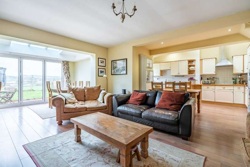 3 Bedrooms Terraced House for sale in Hill Cottages, Andoversford, Cheltenham