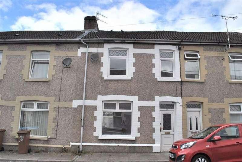 3 Bedrooms Terraced House for sale in Warne Street, Blackwood, Gwent