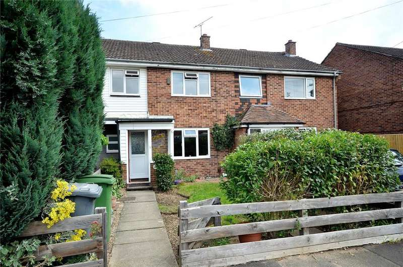 3 Bedrooms Terraced House for sale in The Orchard, Theale, Reading, Berkshire, RG7