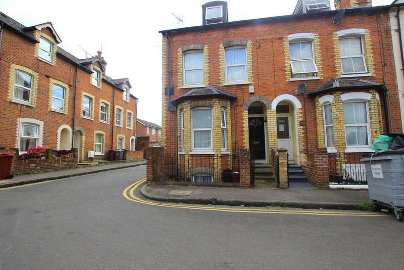 5 Bedrooms End Of Terrace House for sale in Anstey Road, Reading