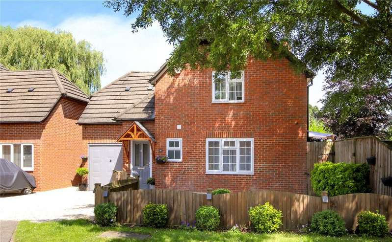 4 Bedrooms Detached House for sale in Droitwich Close, Bracknell, Berkshire, RG12