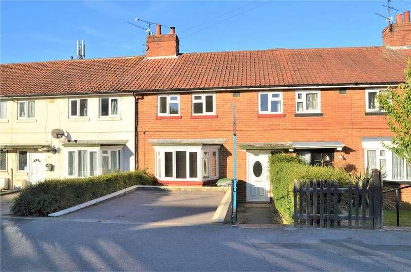 3 Bedrooms Terraced House for sale in Norcot Road, Tilehurst, Reading, Berkshire, RG30