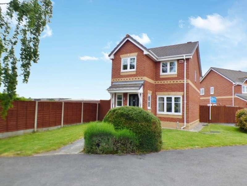 3 Bedrooms Detached House for sale in Fieldsway, Weston Village, Runcorn